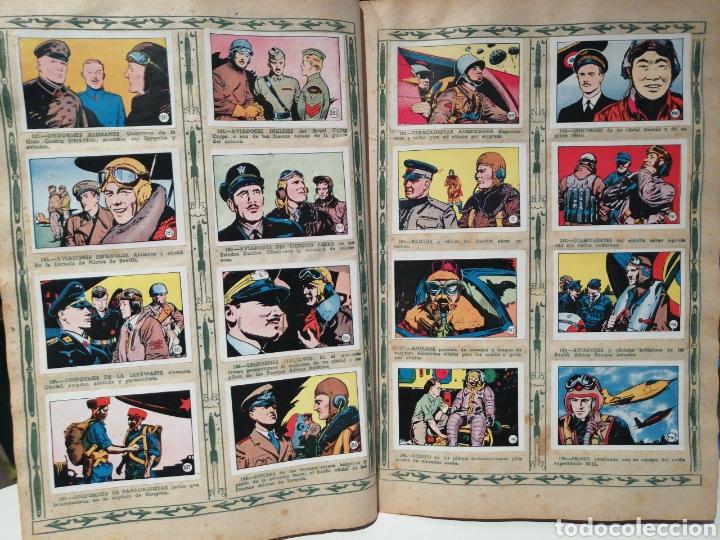Coleccionismo Álbum: Album de cromos Completo AVIACION de 1900 a 1950 Ed. Clipper - Foto 14 - 199661132