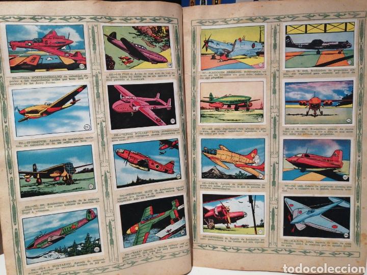 Coleccionismo Álbum: Album de cromos Completo AVIACION de 1900 a 1950 Ed. Clipper - Foto 17 - 199661132