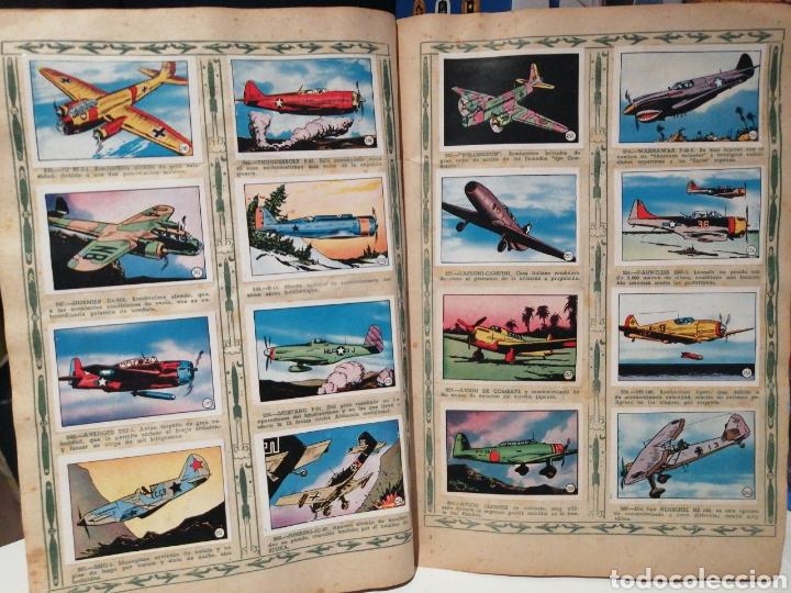 Coleccionismo Álbum: Album de cromos Completo AVIACION de 1900 a 1950 Ed. Clipper - Foto 18 - 199661132