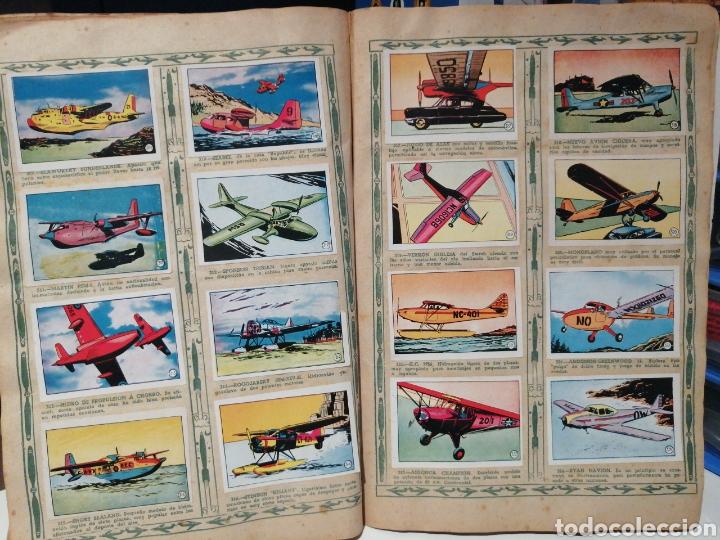 Coleccionismo Álbum: Album de cromos Completo AVIACION de 1900 a 1950 Ed. Clipper - Foto 22 - 199661132