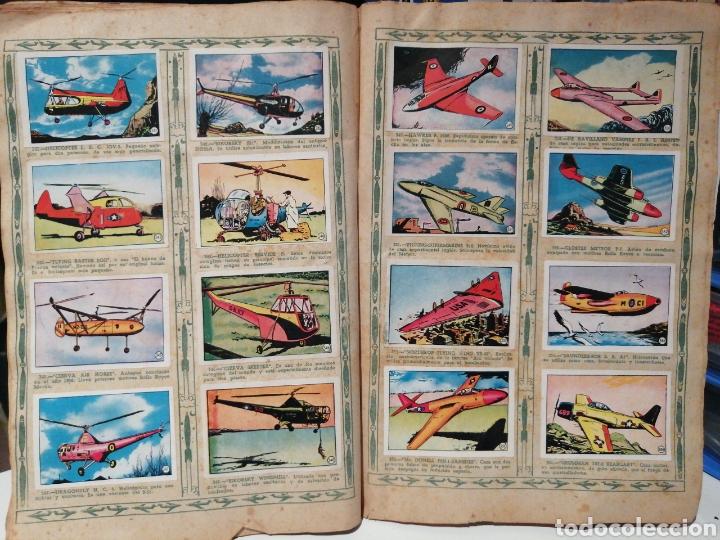 Coleccionismo Álbum: Album de cromos Completo AVIACION de 1900 a 1950 Ed. Clipper - Foto 24 - 199661132