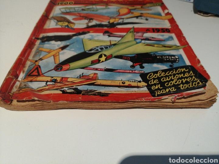 Coleccionismo Álbum: Album de cromos Completo AVIACION de 1900 a 1950 Ed. Clipper - Foto 27 - 199661132