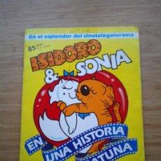 Coleccionismo Álbum: ISIDORO & SONIA - COLECCION COMPLETA CROMOS - BUEN ESTADO - GORBAUD. Lote 200062480