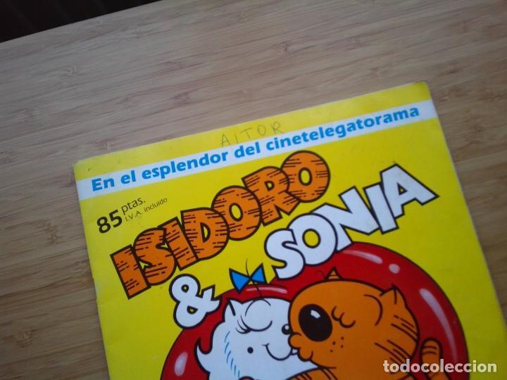 Coleccionismo Álbum: ISIDORO & SONIA - COLECCION COMPLETA CROMOS - BUEN ESTADO - GORBAUD - Foto 2 - 200062480