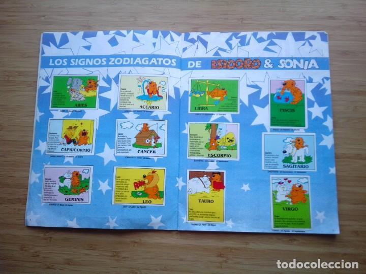 Coleccionismo Álbum: ISIDORO & SONIA - COLECCION COMPLETA CROMOS - BUEN ESTADO - GORBAUD - Foto 6 - 200062480