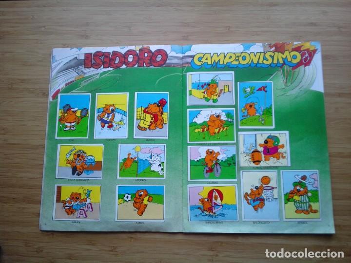 Coleccionismo Álbum: ISIDORO & SONIA - COLECCION COMPLETA CROMOS - BUEN ESTADO - GORBAUD - Foto 9 - 200062480