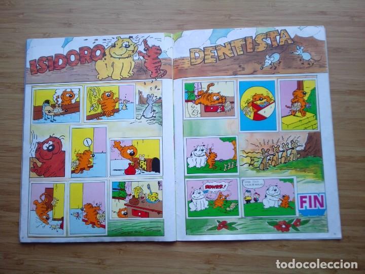 Coleccionismo Álbum: ISIDORO & SONIA - COLECCION COMPLETA CROMOS - BUEN ESTADO - GORBAUD - Foto 15 - 200062480