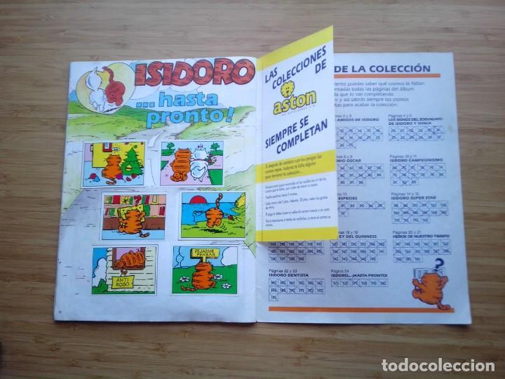 Coleccionismo Álbum: ISIDORO & SONIA - COLECCION COMPLETA CROMOS - BUEN ESTADO - GORBAUD - Foto 16 - 200062480