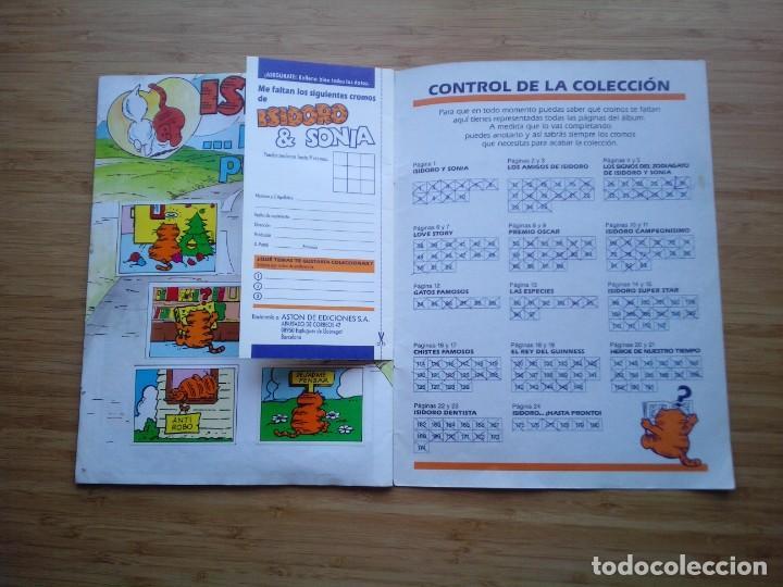 Coleccionismo Álbum: ISIDORO & SONIA - COLECCION COMPLETA CROMOS - BUEN ESTADO - GORBAUD - Foto 17 - 200062480