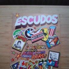 Coleccionismo Álbum: ESCUDOS - COLECCION COMPLETA CROMOS - EDITORA DIFUSORA DE CULTURA SA - BUEN ESTADO - GORBAUD . Lote 200117341