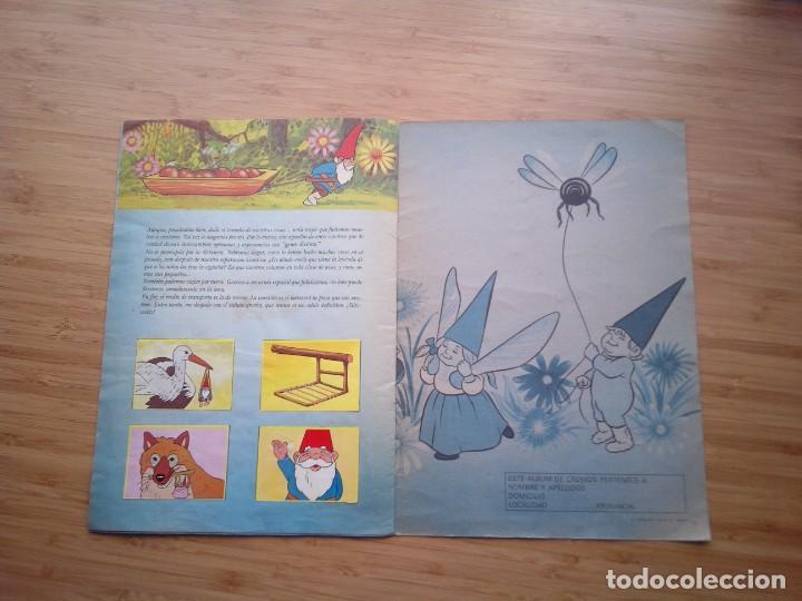 Coleccionismo Álbum: DAVID EL GNOMO - DANONE - ALBUM DE CROMOS - COMPLETO - GORBAUD - Foto 10 - 200151656