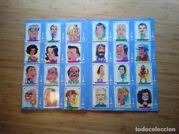 Coleccionismo Álbum: CARICATURAS 22 - ALBUM DE CROMOS - COMPLETO - CROMOS ROS SA - BUEN ESTADO - GORBAUD - Foto 10 - 201190216