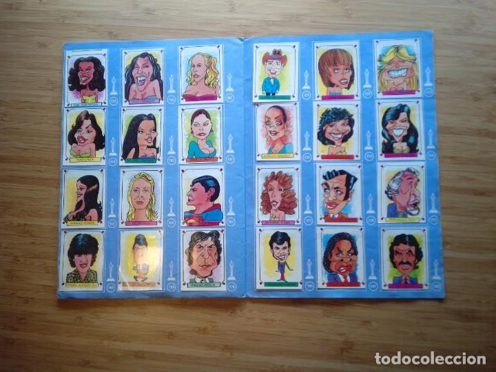 Coleccionismo Álbum: CARICATURAS 22 - ALBUM DE CROMOS - COMPLETO - CROMOS ROS SA - BUEN ESTADO - GORBAUD - Foto 11 - 201190216