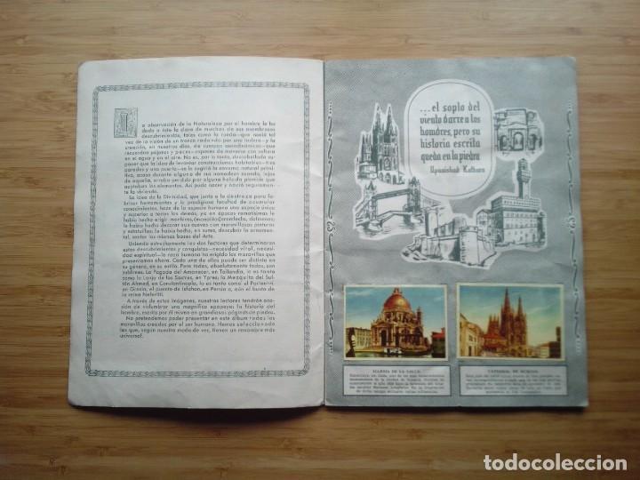 Coleccionismo Álbum: MARAVILLAS DEL MUNDO - ALBUM II - ALBUM DE CROMOS COMPLETO - BRUGUERA - GORBAUD - Foto 2 - 201598413