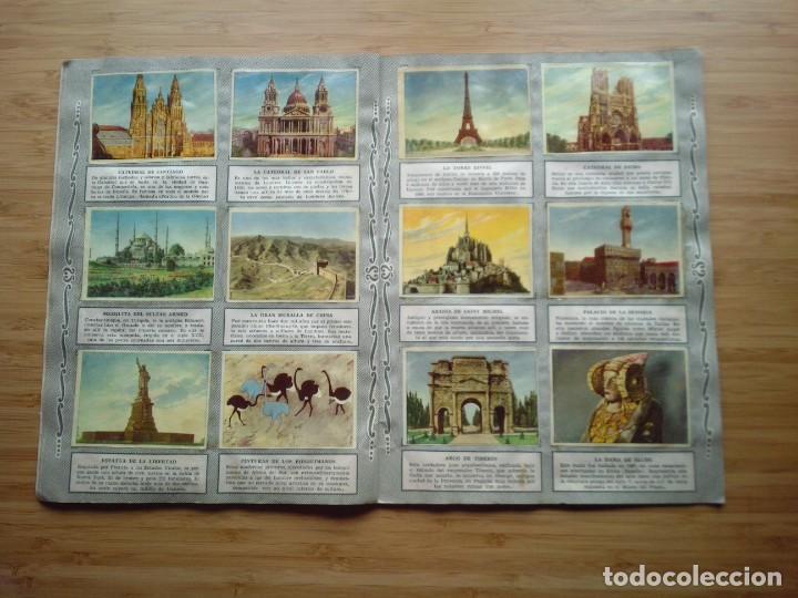Coleccionismo Álbum: MARAVILLAS DEL MUNDO - ALBUM II - ALBUM DE CROMOS COMPLETO - BRUGUERA - GORBAUD - Foto 8 - 201598413