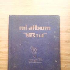 Coleccionismo Álbum: MI ALBUM NESTLE - ALBUM DE CROMOS COMPLETO - - GORBAUD. Lote 201600342