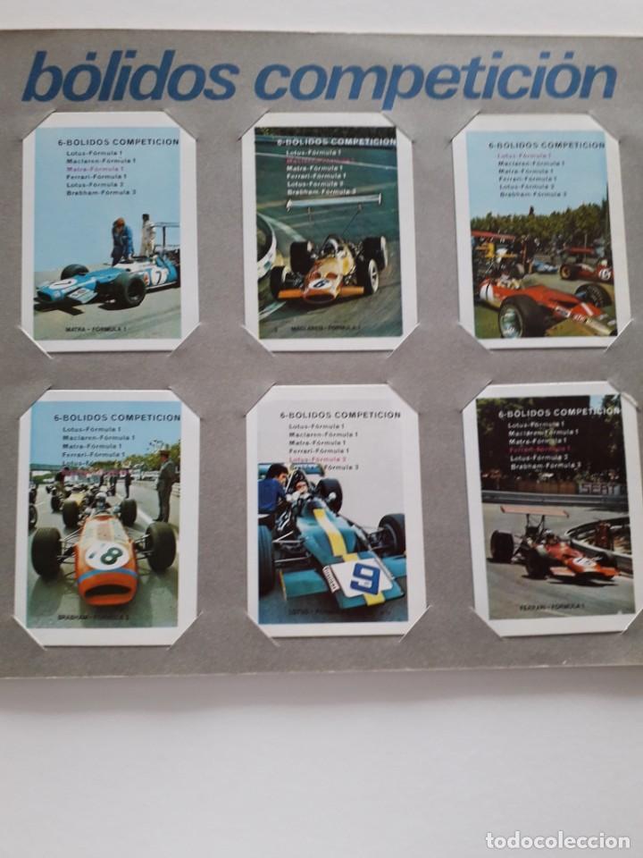 Coleccionismo Álbum: album de cromos automovil 71 completo - Foto 5 - 201606740