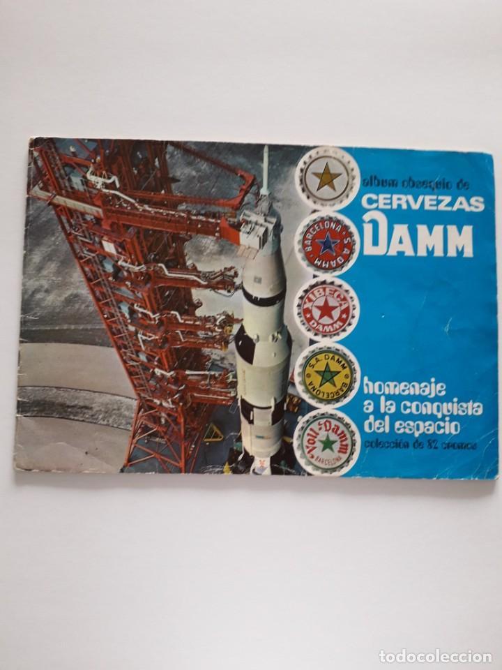 ALBUM DE CROMOS CERVEZA DAMM COMPLETO AÑO 1970 (Coleccionismo - Cromos y Álbumes - Álbumes Completos)