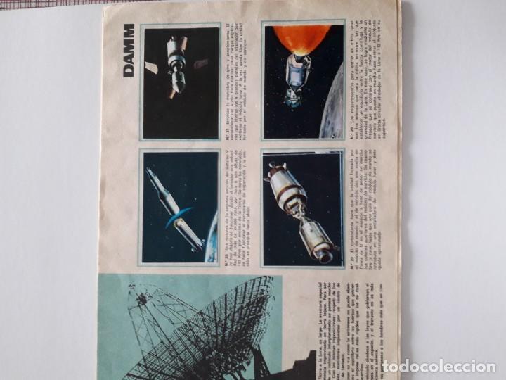 Coleccionismo Álbum: ALBUM DE CROMOS CERVEZA DAMM COMPLETO AÑO 1970 - Foto 3 - 201607385