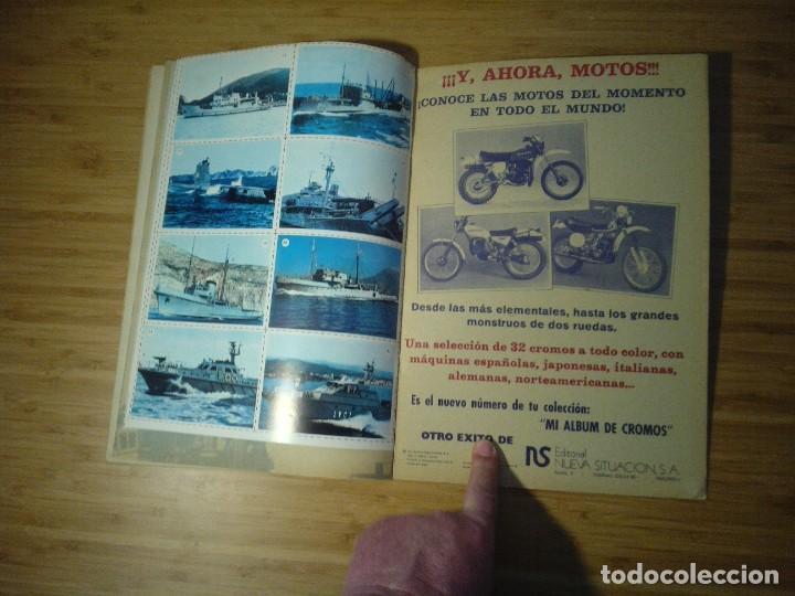 Coleccionismo Álbum: LA ARMADA ESPAÑOLA I - ALBUM COMPLETO - BE - EDITORIAL NUEVA SITUACION SA - BE - SIN PEGAR CROMOS - Foto 8 - 201819503