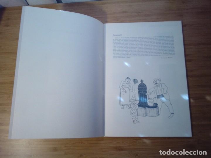 Coleccionismo Álbum: LES FONTS DE BARCELONA - ALBUM COMPLETO DE CAIXA CATALUÑA - MUY BUEN ESTADO - GORBAUD - Foto 3 - 201821323