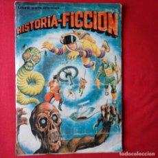 Coleccionismo Álbum: HISTORIA-FICCION. COMPLETO ED. MAGA 1980 266 CROMOS. MUY DIFÍCIL. Lote 202098665