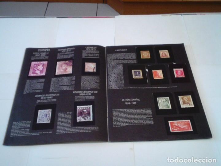 Coleccionismo Álbum: SELLOS DEL MUNDO - ALBUM Nº 1 - ALBUM DE CROMOS COMPLETO - EDICIONES TELEKITOS - BUEN ESTADO-GORBAUD - Foto 3 - 202577575