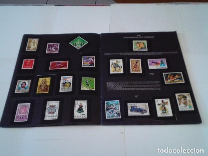 Coleccionismo Álbum: SELLOS DEL MUNDO - ALBUM Nº 1 - ALBUM DE CROMOS COMPLETO - EDICIONES TELEKITOS - BUEN ESTADO-GORBAUD - Foto 4 - 202577575