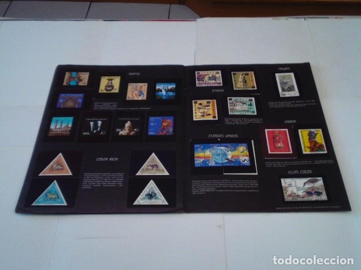 Coleccionismo Álbum: SELLOS DEL MUNDO - ALBUM Nº 1 - ALBUM DE CROMOS COMPLETO - EDICIONES TELEKITOS - BUEN ESTADO-GORBAUD - Foto 13 - 202577575