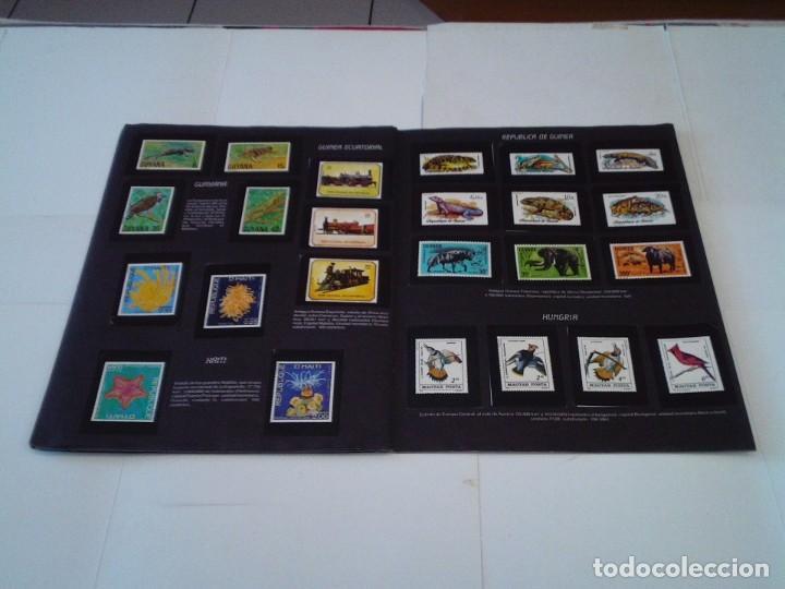 Coleccionismo Álbum: SELLOS DEL MUNDO - ALBUM Nº 1 - ALBUM DE CROMOS COMPLETO - EDICIONES TELEKITOS - BUEN ESTADO-GORBAUD - Foto 15 - 202577575