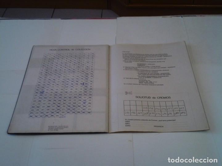 Coleccionismo Álbum: SELLOS DEL MUNDO - ALBUM Nº 1 - ALBUM DE CROMOS COMPLETO - EDICIONES TELEKITOS - BUEN ESTADO-GORBAUD - Foto 17 - 202577575