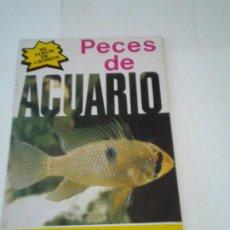 Coleccionismo Álbum: PECES DE ACURIO - ALBUM DE CROMOS COMPLETO - EDITORIAL NUEVA SITUACION SA - BE - COMPLETO - GORBAUD. Lote 202579425