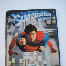 Coleccionismo Álbum: SUPERMAN THE MOVIE-ALBUM DE CROMOS COMPLETO-FHER-VER FOTOS-(V-19.809). Lote 202982407
