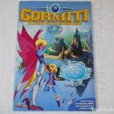 Coleccionismo Álbum: GORMITI PLATEAU DE EJU MAGNETIQUE. Lote 203832700