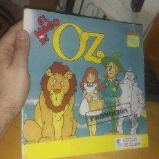Coleccionismo Álbum: ÁLBUM CROMOS: EL MAGO DE OZ (ANIME). Lote 203903510