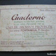 Coleccionismo Álbum: SERIE HISTORIA NATURAL-ALBUM DE CROMOS COMPLETO-CAJA DE AHORROS PROVINCIAL-VER FOTOS-(V-19.951). Lote 204071637