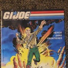Coleccionismo Álbum: PANINI 1987 GIJOE ALBUM COMPLETO 240 CROMOS BIEN CONSERVADO EDICION EN FRANCES. Lote 204185025