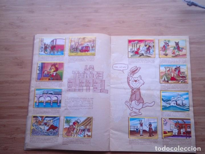 Coleccionismo Álbum: LA VUELTA AL MUNDO DE WILLY FOC - DANONE - 1.983 - ALBUM COMPLETO - BUEN ESTDO - GORBAUD - Foto 4 - 204703503