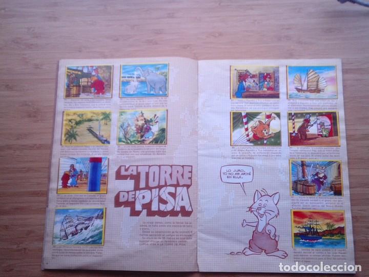 Coleccionismo Álbum: LA VUELTA AL MUNDO DE WILLY FOC - DANONE - 1.983 - ALBUM COMPLETO - BUEN ESTDO - GORBAUD - Foto 5 - 204703503