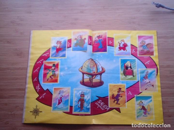 Coleccionismo Álbum: LA VUELTA AL MUNDO DE WILLY FOC - DANONE - 1.983 - ALBUM COMPLETO - BUEN ESTDO - GORBAUD - Foto 6 - 204703503
