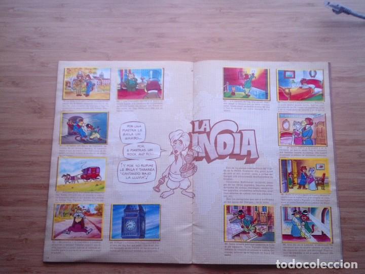 Coleccionismo Álbum: LA VUELTA AL MUNDO DE WILLY FOC - DANONE - 1.983 - ALBUM COMPLETO - BUEN ESTDO - GORBAUD - Foto 9 - 204703503