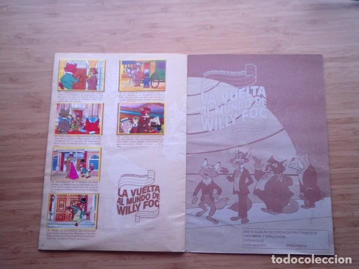 Coleccionismo Álbum: LA VUELTA AL MUNDO DE WILLY FOC - DANONE - 1.983 - ALBUM COMPLETO - BUEN ESTDO - GORBAUD - Foto 10 - 204703503