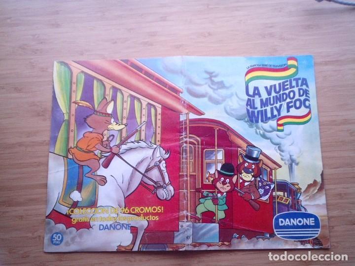 Coleccionismo Álbum: LA VUELTA AL MUNDO DE WILLY FOC - DANONE - 1.983 - ALBUM COMPLETO - BUEN ESTDO - GORBAUD - Foto 11 - 204703503