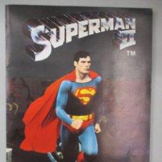 Coleccionismo Álbum: ALBUM COMPLETO DE CROMOS / SUPERMAN II / FHER. Lote 204814162