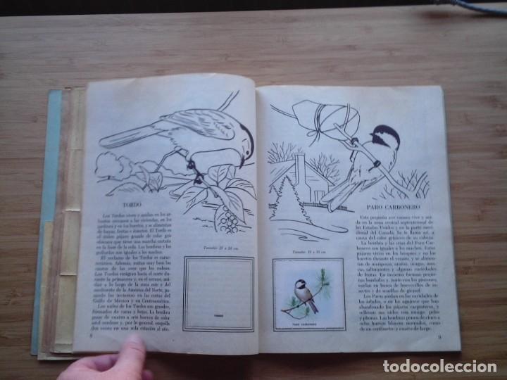 Coleccionismo Álbum: GALERIA DE PAJAROS - LIBRO DE ORO DE ESTAMPAS - NUMERO 2 - COMPLETO - BUEN ESTADO - NOVARO - GORBAUD - Foto 9 - 205047378
