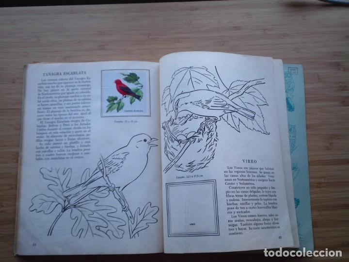Coleccionismo Álbum: GALERIA DE PAJAROS - LIBRO DE ORO DE ESTAMPAS - NUMERO 2 - COMPLETO - BUEN ESTADO - NOVARO - GORBAUD - Foto 27 - 205047378