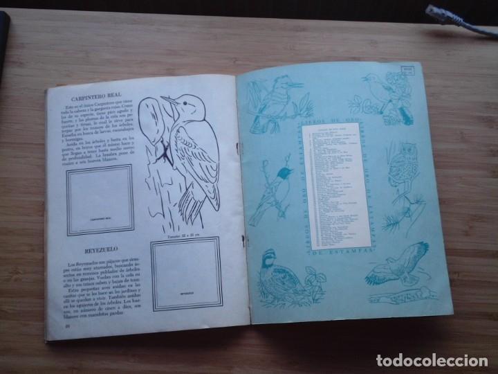 Coleccionismo Álbum: GALERIA DE PAJAROS - LIBRO DE ORO DE ESTAMPAS - NUMERO 2 - COMPLETO - BUEN ESTADO - NOVARO - GORBAUD - Foto 29 - 205047378