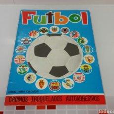 Coleccionismo Álbum: ÁLBUM COMPLETO FUTBOL EDICIONES MAGA. Lote 205605730