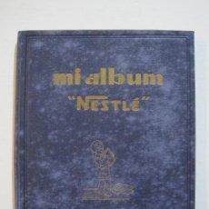 Coleccionismo Álbum: MI ALBUM NESTLE-ALBUM DE CROMOS COMPLETO-VER FOTOS-(V-20.288). Lote 206362337