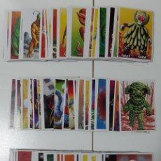 Coleccionismo Álbum: OTROS MUNDOS COLECCION CROMOS COMPLETA MAGA 1984. Lote 207127742